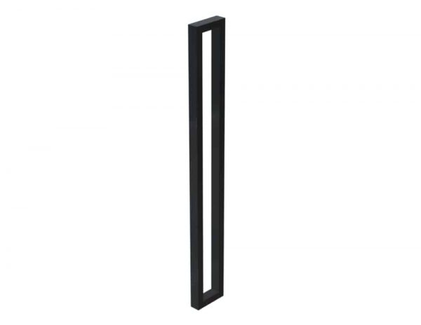 1000 MM Black Satin Matt Front Door Handles Modern | Dalton Series