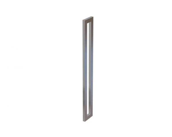1000 MM Polished Chrome Entrance Handles | Dalton Series