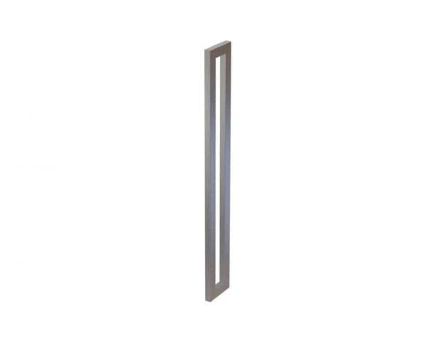 100cm SATIN Front Door Handles Modern | Dalton Series