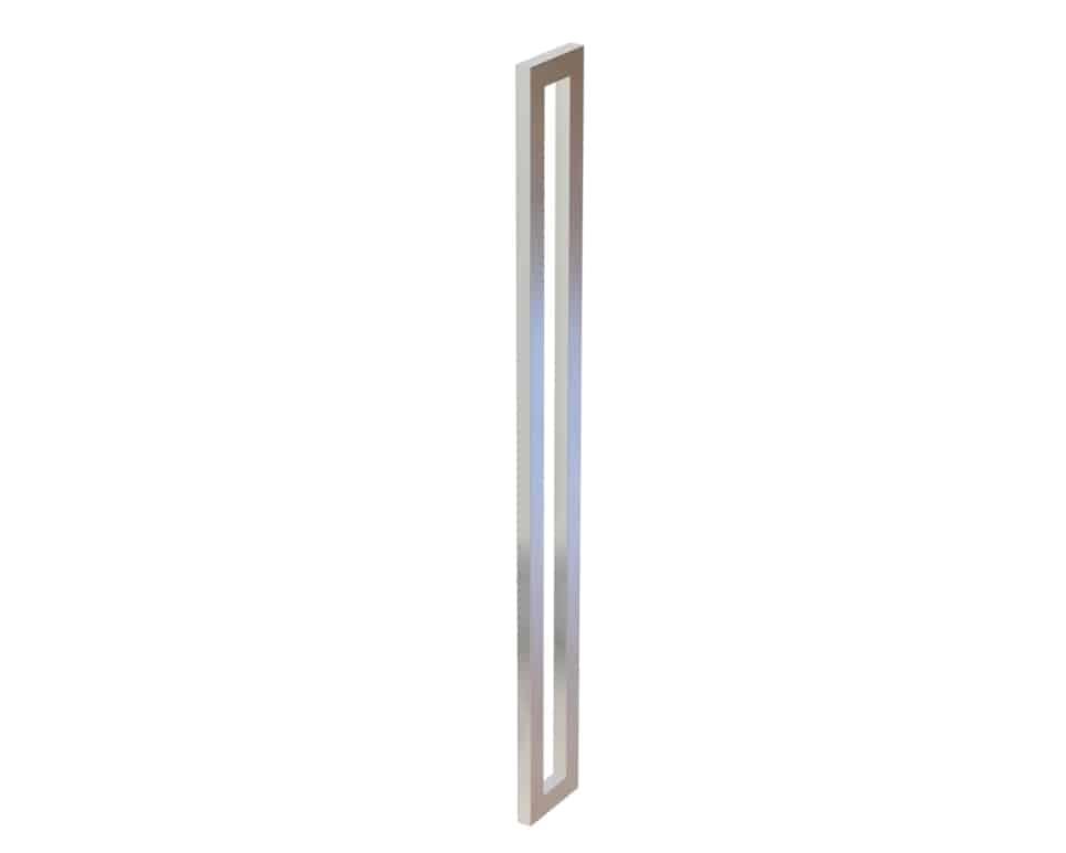120 CM Polished Entrance Door Pull Handles | Dalton Series