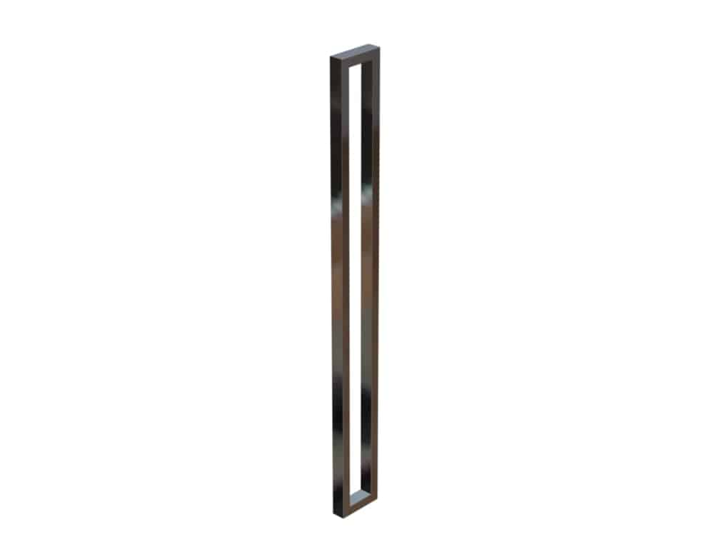 120 CM Polished Chrome Entrance Door Handles | Dalton Series