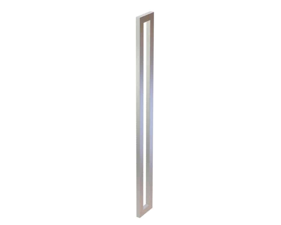 120 CM Brushed Entry Door Handles | Dalton Series