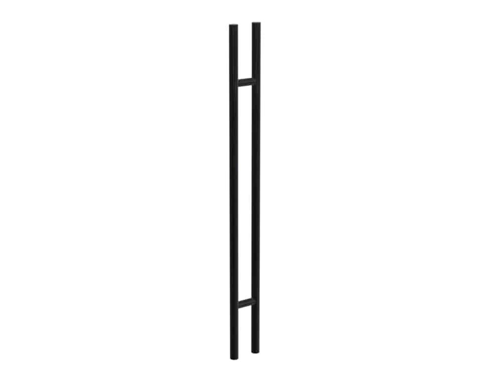 1500 MM Satin Matte Black Front Door Handles Modern | Axton Series