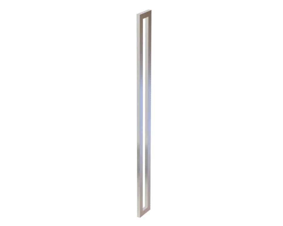 1500 MM Chrome Polished Front Door Handles Modern | Dalton Series
