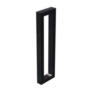 450 MM Matte Black Satin Entrance Handles | Dalton Series