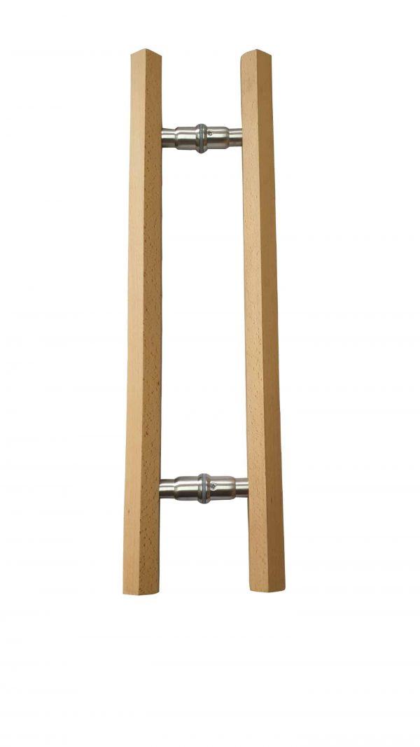 60 CM Wood Front Door Handles | Axton Series