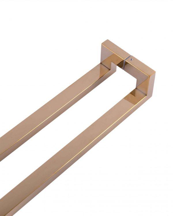 1200mm POLISHED GOLD Entrance Door Handle | Milton Series