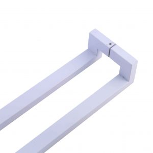 1.2 m WHITE Entry Door Pull Handle | Milton Series
