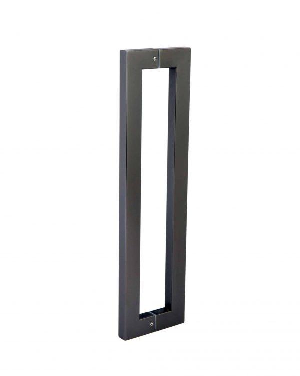 60cm GUNMETAL GREY Entry Door Pull Handle | Dalton Series