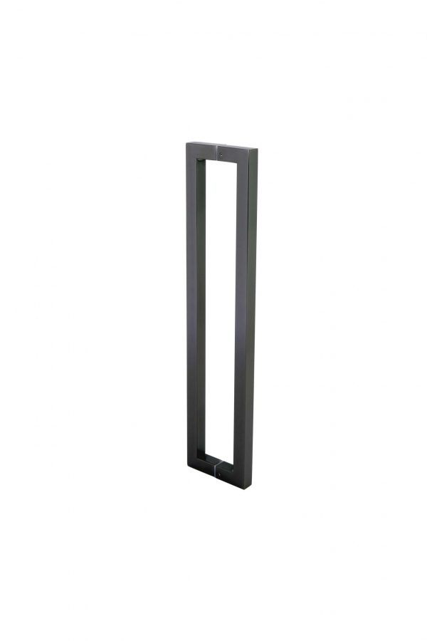 600mm GUNMETAL GREY Entry Door Pull Handle | Dalton Series