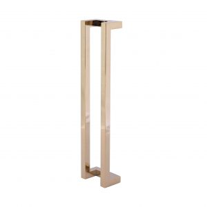 600 mm POLISHED GOLD Pull Handle | Milton Series